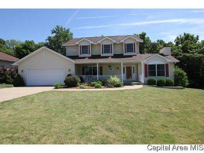 Sherman IL Single Family Home Pending Continue to Show: $239,900