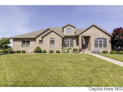 Springfield Single Family Home For Sale: 6505 Preston Dr