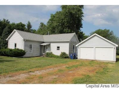 Waverly Single Family Home For Sale: 683 Curtiss Rd