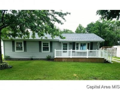 Chapin Single Family Home For Sale: 418 Morgan St