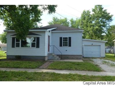 Kincaid Single Family Home For Sale: 106 Chestnut Street