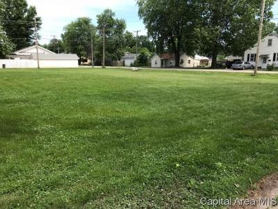 Springfield Residential Lots & Land For Sale: S Walnut