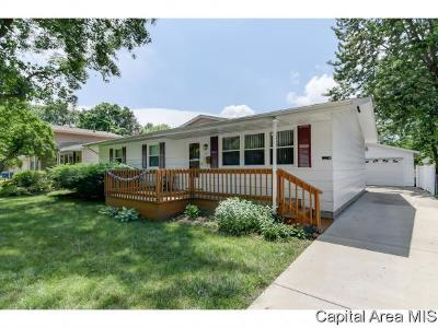 Springfield Single Family Home For Sale: 127 Dickinson Rd