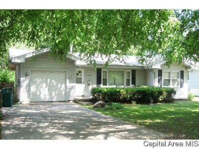 Springfield Single Family Home For Sale: 1532 N Stephens Ave