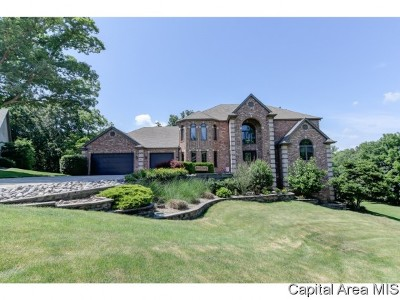 Springfield Single Family Home For Sale: 520 Appomattox