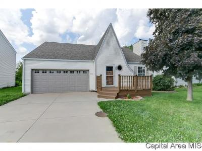 Springfield Single Family Home For Sale: 3917 McCormick Dr