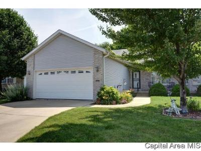 Springfield Single Family Home For Sale: 4708 Johanne Ct