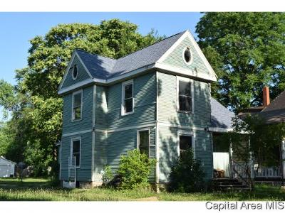 Springfield Single Family Home For Sale: 824 N 7th St