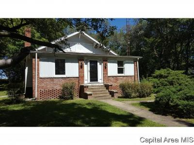Auburn Single Family Home For Sale: 4421 Dickey John Rd