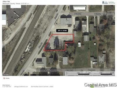 Carlinville Residential Lots & Land For Sale: Alton Rd