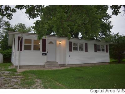 Jacksonville Single Family Home For Sale: 333 Kentucky