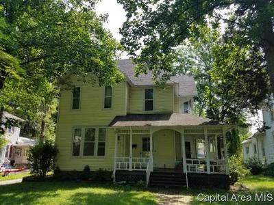 Jacksonville Single Family Home For Sale: 138 Sandusky St