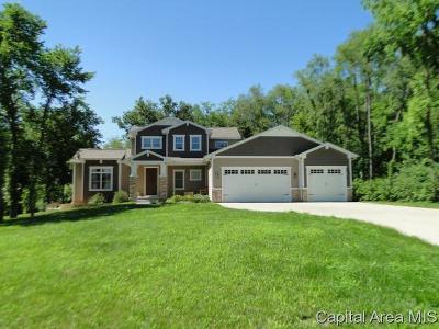Auburn Single Family Home For Sale: 5437 Chizmar Rd