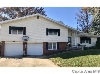 Jacksonville Single Family Home For Sale: 3 Newland Ln