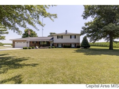 Cantrall Single Family Home For Sale: 6724 N Cantrall Creek Rd