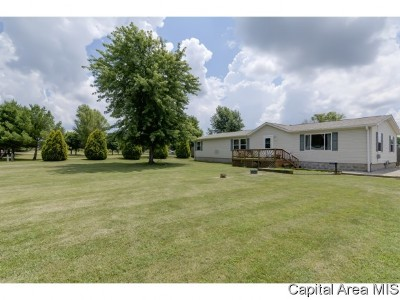 Cantrall Single Family Home For Sale: 1240 Cantrall Creek Rd