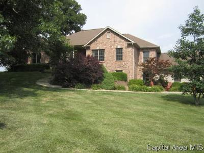 Cantrall Single Family Home For Sale: 2881 Powell Ct