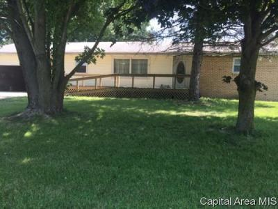 Pawnee Single Family Home For Sale: 1560 N 000 East Rd