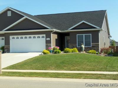 Springfield Single Family Home For Sale: 3206 Grassmere Drive