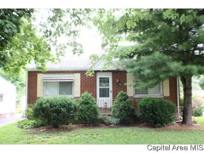Springfield Single Family Home For Sale: 2740 S State St