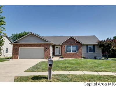 Springfield Single Family Home For Sale: 5205 Bunting Rd