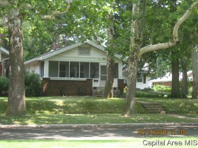 Springfield Single Family Home For Sale: 905 Bryn Mawr Blvd