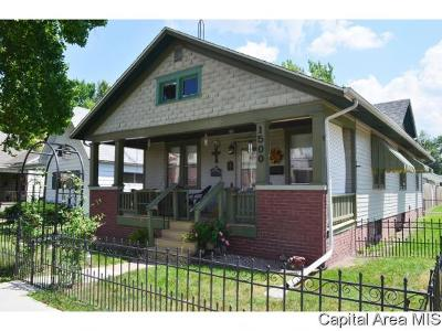 Springfield Single Family Home For Sale: 1500 Phillips Ave