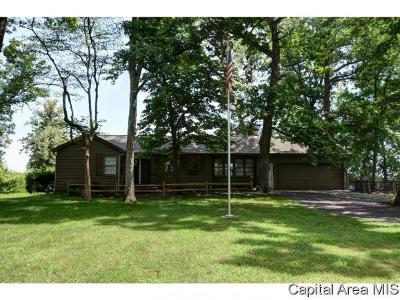 Springfield Single Family Home For Sale: 16 Bay Ridge