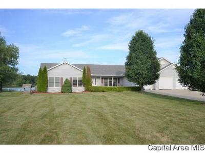Jacksonville IL Single Family Home Pending Continue to Show: $295,000