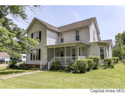Athens Single Family Home For Sale: 308 N Main St