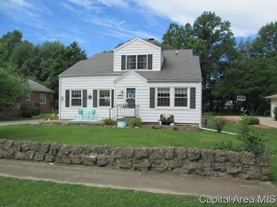 Jacksonville Single Family Home For Sale: 11 Jones Pl