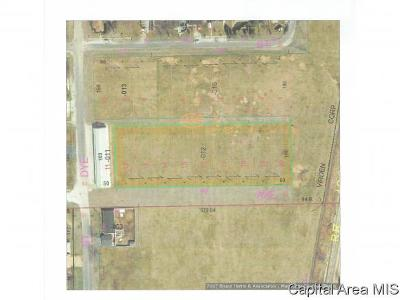 Virden Residential Lots & Land For Sale: Lots 12-20 E Union St