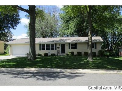 Jacksonville Single Family Home For Sale: 211 Brookside Dr