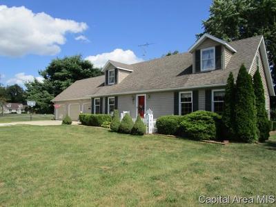 Jacksonville Single Family Home For Sale: 1116 Massey Ln