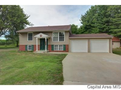 Girard Single Family Home For Sale: 18658 Blackhawk Dr