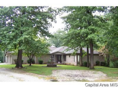 Jacksonville Single Family Home For Sale: 411 Timber Creek Drive