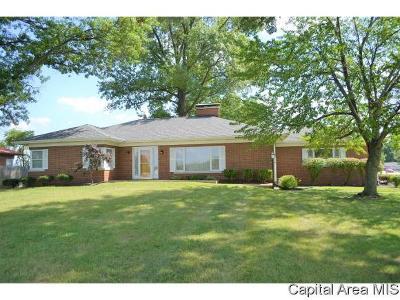 Jacksonville Single Family Home For Sale: 1107 E Morton Ave