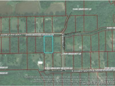 Petersburg Residential Lots & Land For Sale: Hideaway Estates