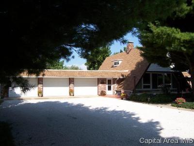 Jacksonville Single Family Home For Sale: 1597 Sandusky Rd