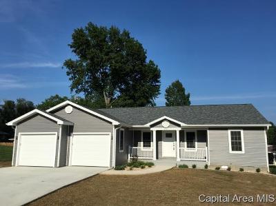 Jacksonville Single Family Home For Sale: 210 Massey Lane