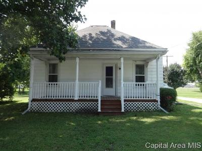 Winchester Single Family Home For Sale: 183 S Mechanic St