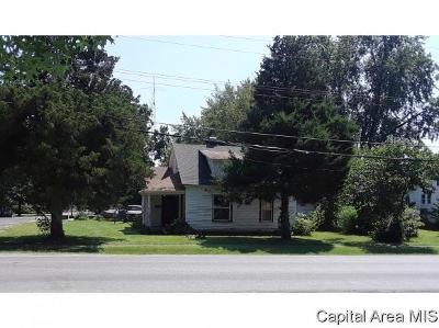 Girard Single Family Home For Sale: 103 S 7th Street