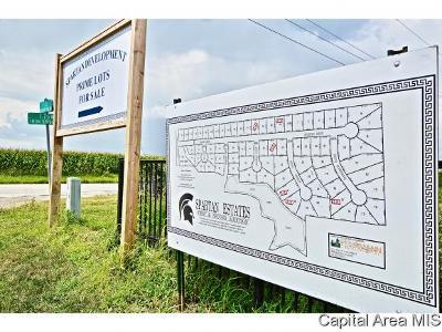Chatham Residential Lots & Land For Sale: 1848 Spartan Drive