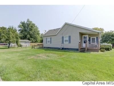 Auburn Single Family Home For Sale: 101 N Harris St