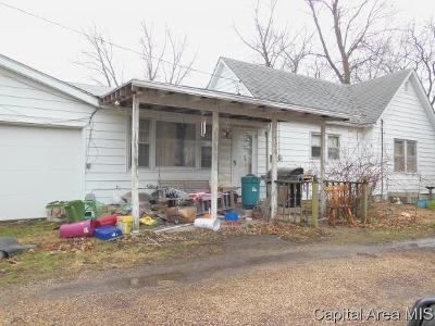 Athens Single Family Home For Sale: 706 N Enterprise Street