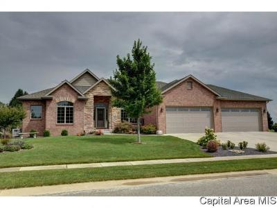 Springfield Single Family Home Pending Continue to Show: 2504 Centennial Dr