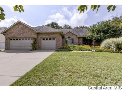 Springfield Single Family Home For Sale: 3916 Surry Place Ln