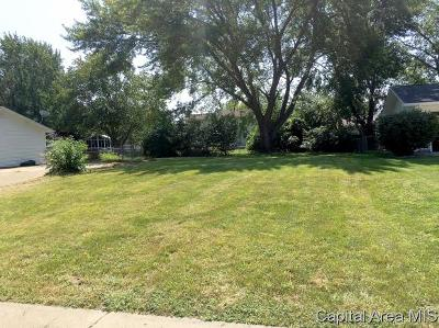 Springfield Residential Lots & Land For Sale: 2216 Croydon Drive