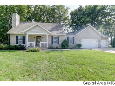 Chatham Single Family Home Pending Continue to Show: 1900 Deerfield