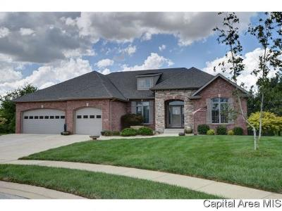 Springfield Single Family Home For Sale: 5417 Gentry Ridge